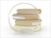 Acryl-Polymer Rohlinge