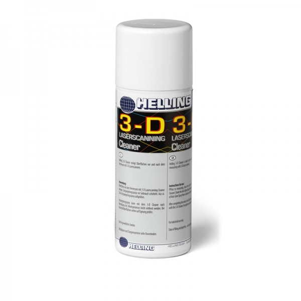 Helling 3D Laserscanning Cleaner 400 ml 119.990.002