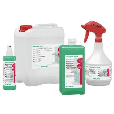 Meliseptol rapid 1.000 ml Sprühflasche