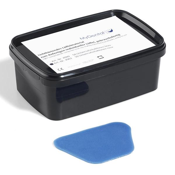 MyDental lichthärtendes Löffelmaterial blau