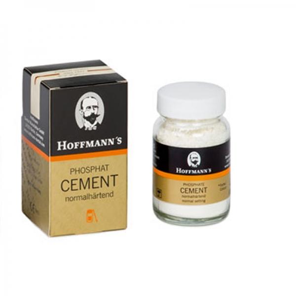 Hoffmanns Cement normalhärtend - Zink Phosphatzement 100 g Pulver