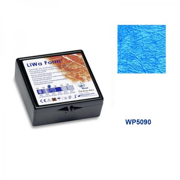 LiWa lichthärtende Formteile vorgeformt als genarbte Platten WP5090