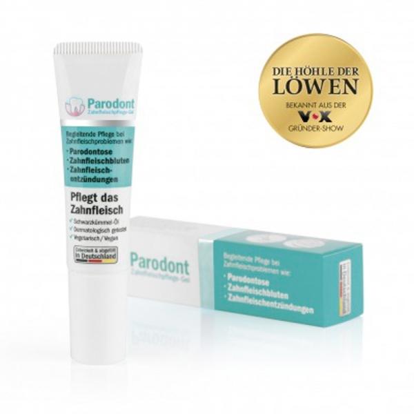 Parodont Zahnfleischpflege-Gel 10 ml Beovita