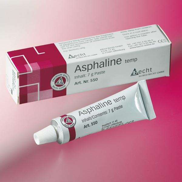 Asphaline temp temporäres Wurzelfüllmaterial 7 g