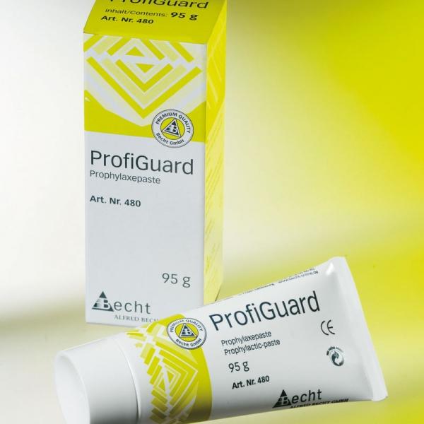 Becht Prophylaxepaste, RDA 250 ProfiGuard 95 gr Tube