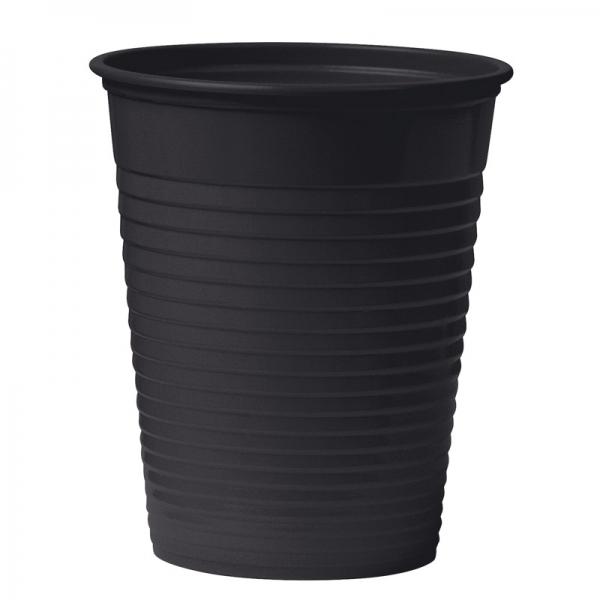 Universal Mundspülbecher Eco farbig 180 ml