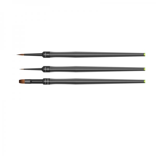 HPdent FUSIONbrush Master Kit 2 Keramikpinsel 204-2002