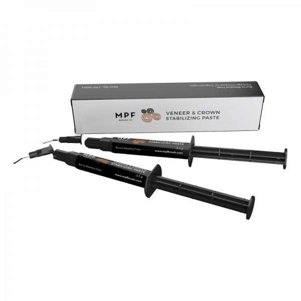 Veneer- und Kronen Stabilisierungspaste, Brennpaste 2 x 3,5 g MPF 150-0001