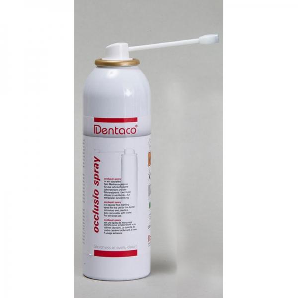 occlusio`spray 200 ml Sprayflasche rot Dentaco