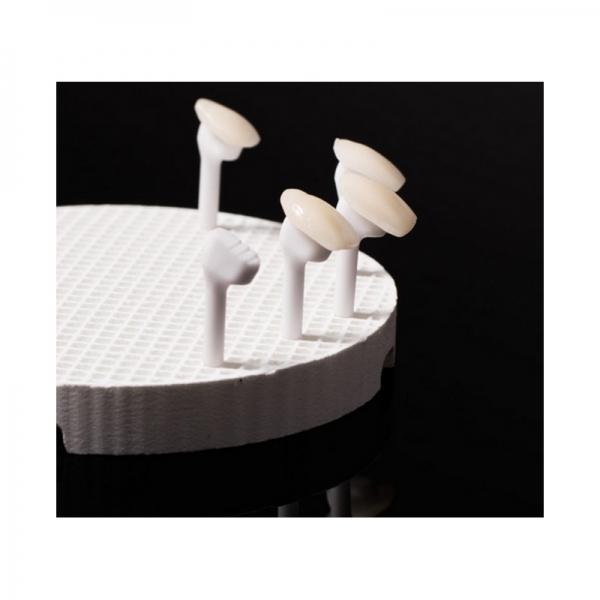 Aluminiumoxid-Stifte für Veneers 4 Stück [114-4001]