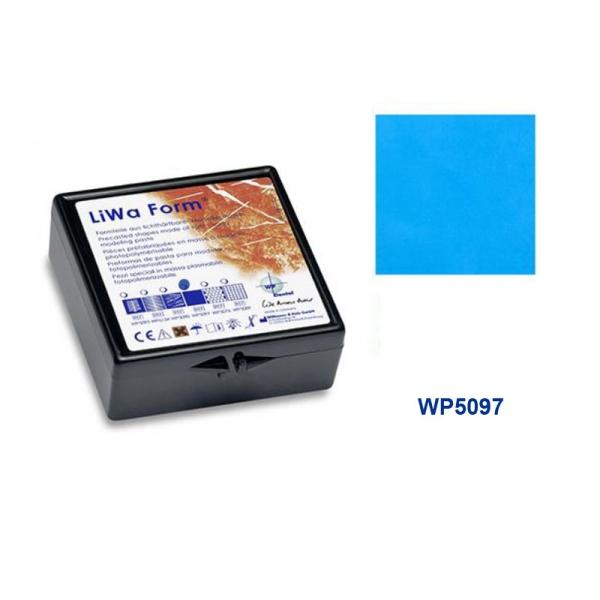 LiWa Form Vorgeformt als glatte Platten 12 Stück WP5097