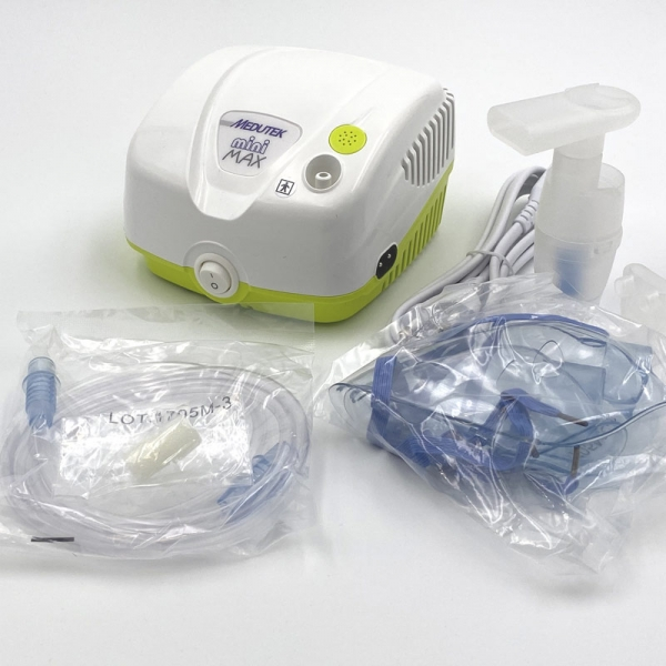 Inhalationsgerät Kompressorvernebler MINIMAX REF 300250/06