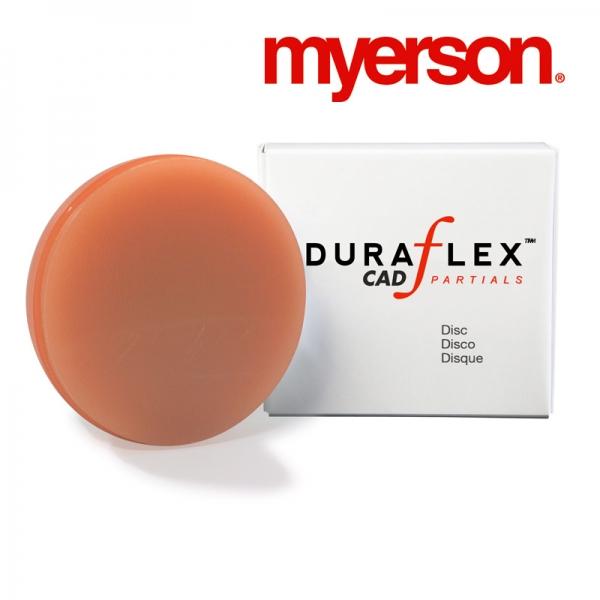 DuraFlex PMMA-Fräsronde 98 x 20 mm mit Schulter Myerson