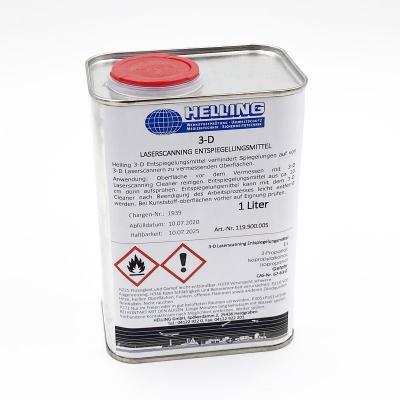 Helling 3D Laserscanning Entspiegelungsmittel 1.000 ml Gebinde [119.990.005]