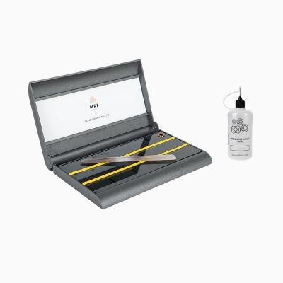 M.P.F. Glas Anmischplatte mit Feuchthaltesystem 115-0000