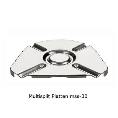 multisplit  Platten mss-30