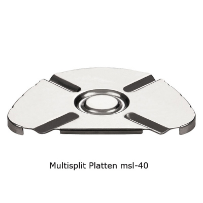 multisplit  Platten msl-40 L