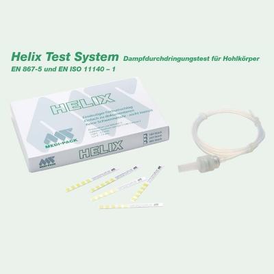 Helix Test System Dampfdurchdringungstest für Hohlkörper 250 Streifen