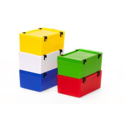 Speiko Transport-Container Größe 2 mit Deckel verschiedene Farben