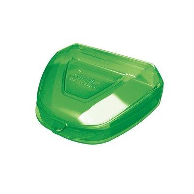 Schutzbox für Zahnschienen, Bleichschalen, Mundschutz, Schnarcherschienen, Zahnersatz